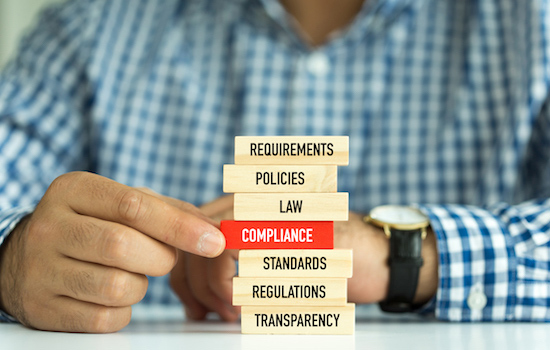 faqs image of regulation and compliance building blocks