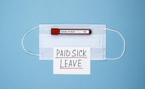 Covid paid sick leave