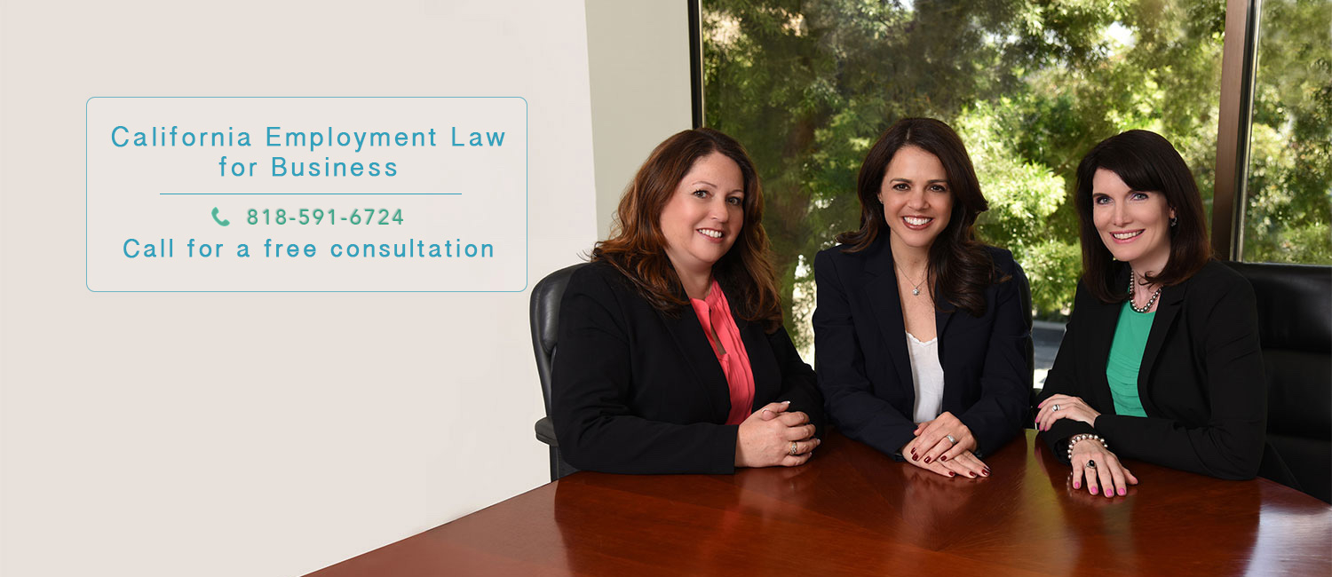 California Employment Law for Business